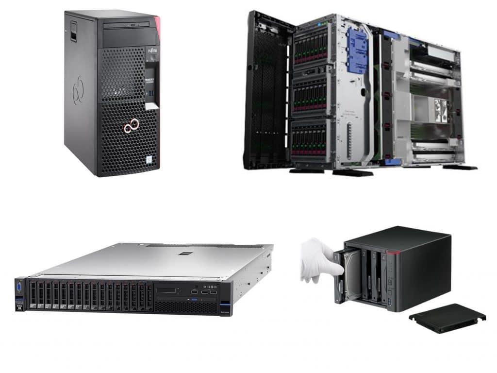 serveurs espace informatique poissy